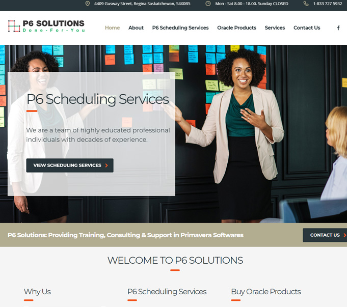 P6 Solutions